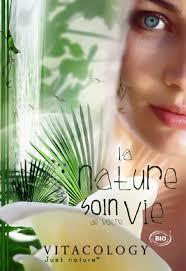 Vitacology la nature soin de vie