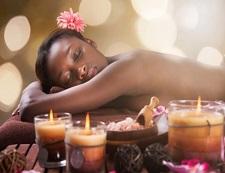 Un massage rituel Africain